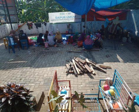 Pemkab Lampung Selatan Kembali Pulangkan Ratusan Pengungsi ke Pulau Sebesi da Sebuku