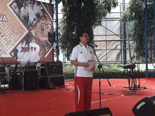 Ahmad Mufti Salim Hadiri Pelantikan Relawan Ganti Presiden di Poncowati Lampung Tengah