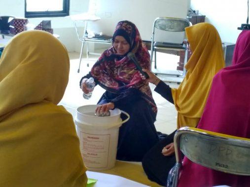 Lokakarya Penanganan Psikologis di Daerah Bencana Gelaran PKS Bandar Lampung, Yeti Widiati Paparkan Tips Perlakuan untuk Anak-Anak