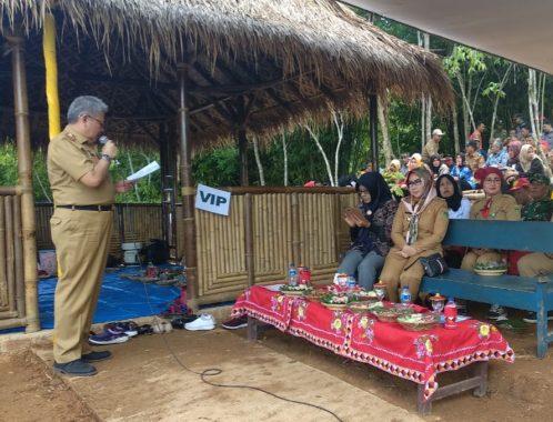Pemprov Lampung Resmikan Wana Wisata Tanjung Harapan