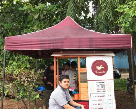 Kungfood, Jajanan Enak di Seputaran Stadion Pahoman