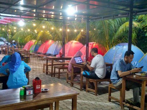 Mau Camping di Tengah Kota Bandar Lampung Nuansa Asri nan Sejuk? Yuk ke D