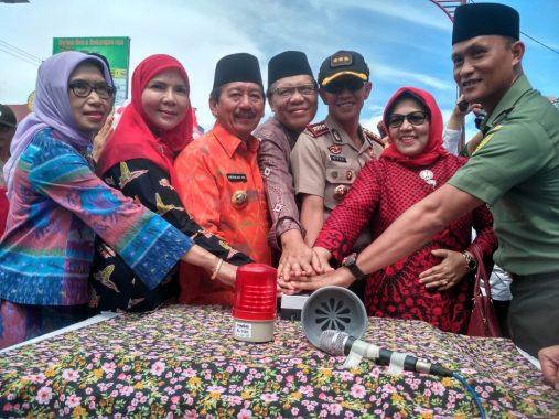 Wali Kota Herman HN Resmikan Underpass ZA Pagaralam, Janji Bikin Flyover dan Underpass Lagi Tahun 2020
