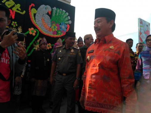 Wali Kota Bandar Lampung Herman HN Resmikan Underpass Jalan ZA Pagaralam, Warga Sambut Meriah