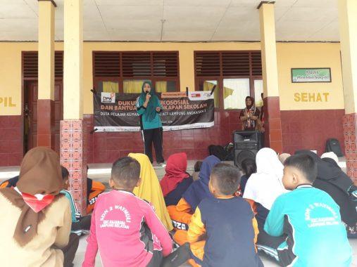 Cerita Nurhayati Guru SDN 1 Way Muli soal Tsunami