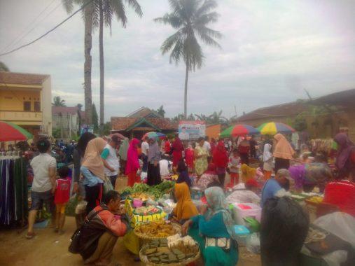 Potret Pasar Rabu di Kampungbaru Unila Bandar Lampung