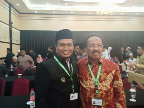 Ahmad Mufti Salim Hadiri Silatnas Perkumpulan Alumni Jami'ah Islamiyyah Madinah