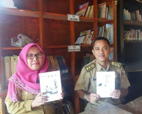 Dinas Perpustakaan dan Arsip Daerah Tulangbawang Barat Ikhtiar Orbitkan Karya Putra Daerah