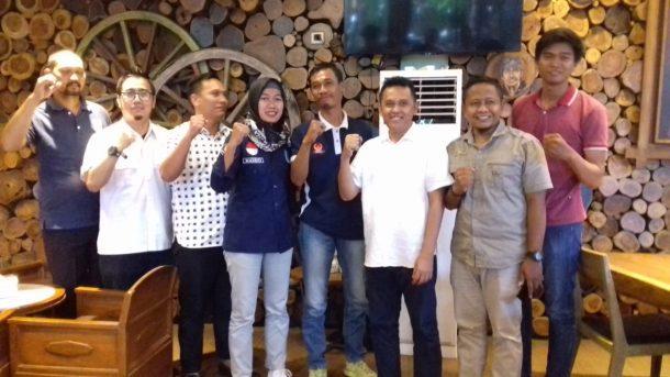 Ali Imron Jadi Ketua Perbasi Lampung