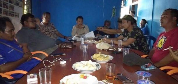 Rapat Kerja PWI Tubaba 2019 Bahas Kunjungan Kapolres dan Hari Pers Nasional