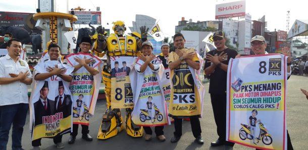 PKS Tempatkan 9 Wakil di DPRD Bandar Lampung