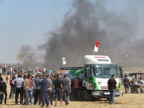 Dua Remaja Palestina Gugur Ditembak Tentara Israel