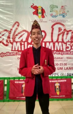 Hari Ini ACT Lampung Audiensi dengan Wakil Bupati Way Kanan Edward Anthony
