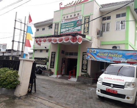 Wali Kota Bandar Lampung Herman HN Perintahkan Fogging Massal