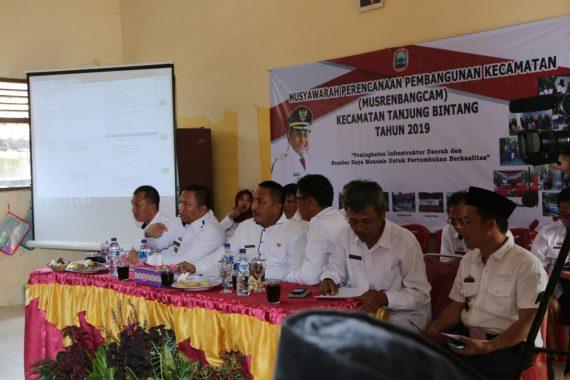 Pembangunan Jalan Masih Jadi Prioritas di Tanjung Bintang Lampung Selatan