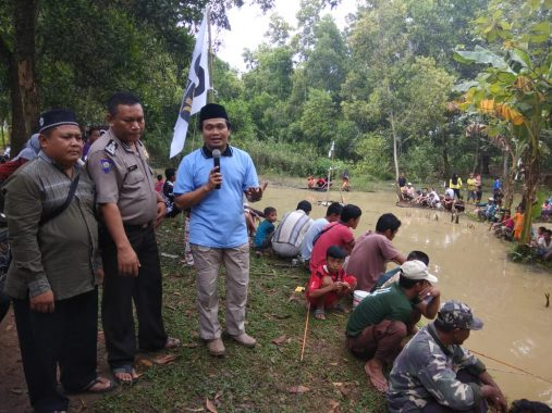 Dinding SMPN 34 Bandar Lampung Jebol Dihantam Banjir, Air Rendam Halaman dan Bangunan