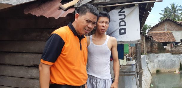 PKS Bandar Lampung Janji Sampaikan Aspirasi Korban Banjir ke Wali Kota Herman HN