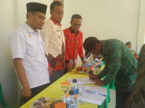 Reses di Tanah Kelahiran, Mufti Salim Janji Perjuangkan Puskesmas Rawat Inap Sendang Agung Lampung Tengah