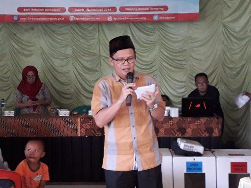 KPU Bandar Lampung Ajak Warga Eks Lokalisasi Panjang Hindari Politik Uang