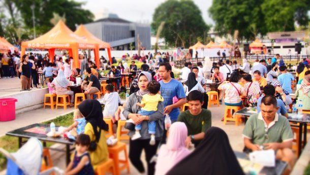 Bulan Depan Genpi Lampung Helat Festival Lalang Waya Market