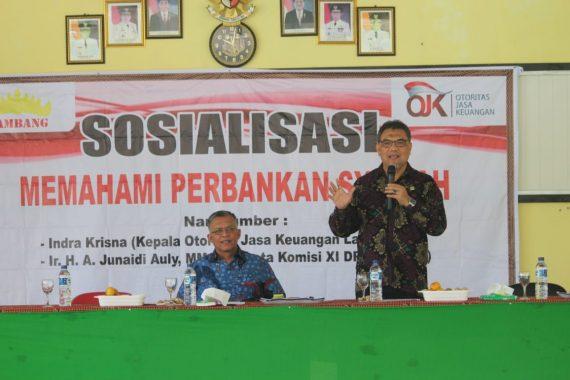 Aplikasi EntrepreneurShop Diluncurkan di Lapangan Saburai Enggal Bandar Lampung