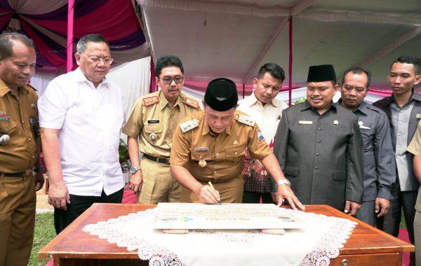 Dinas Kesehatan Lampung Selatan Targetkan Seluruh Desa ODF di 2019