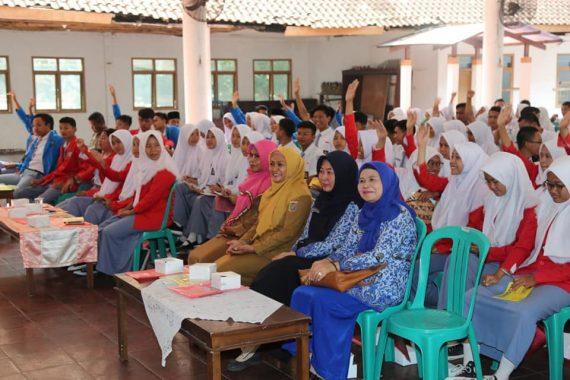 Pemkab Lampung Selatan Sosialisasi Pemilu kepada Pemilih Pemula