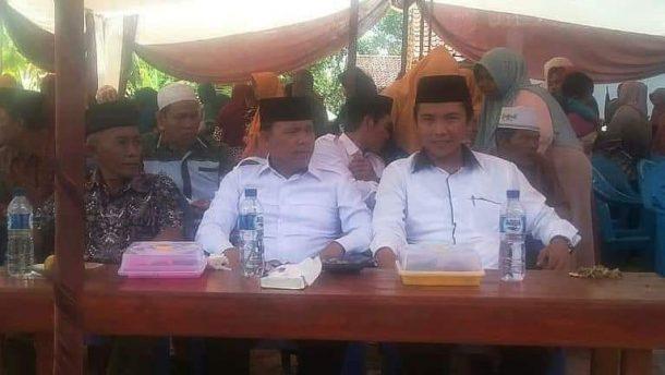 Anggota Komisi IV DPR Asal Lampung Sudin Kunjungan Kerja ke Pesawaran, Petani Sambut Antusias