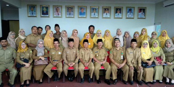 Gubernur Lampung dan Ketua KPK Luncurkan Sistem Pengelolaan Keuangan Daerah