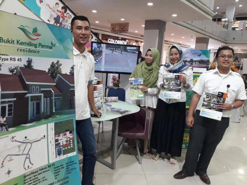 Perumnas Project Lampung Kasih Diskon Besar Selama REI Expo di Mall Boemi Kedaton Sampai 10 Maret 2019