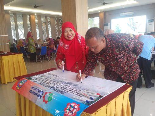 Pemkab Lampung Selatan Kucurkan Rp48 Miliar Anggaran Pembangunan di Kecamatan Merbau Mataram
