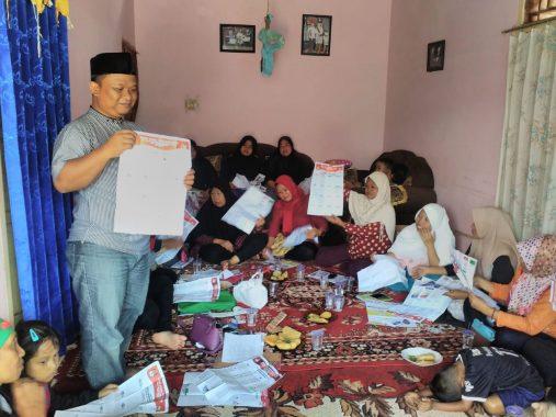 DT Peduli Lampung Salurkan Bantuan untuk Korban Banjir Way Lunik Panjang