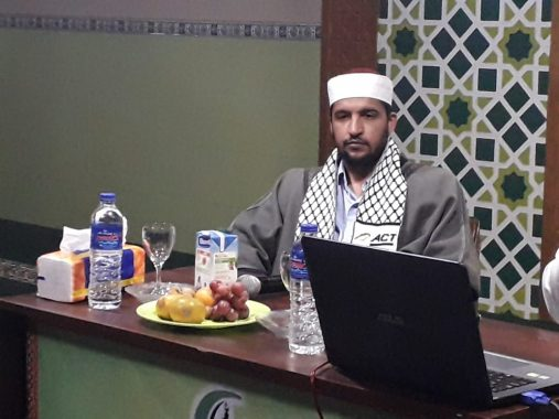 ACT Lampung Putar Film Palestina