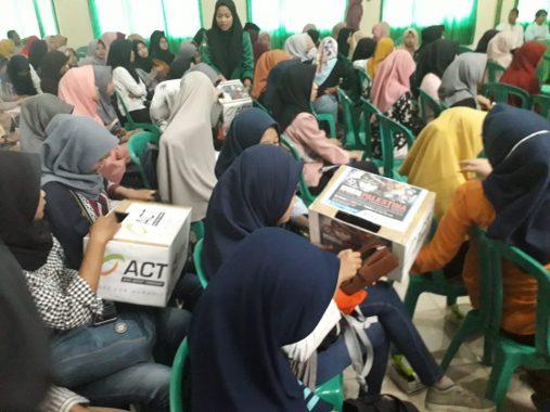 Wali Kota Bandar Lampung Herman HN Terima BEM UBL