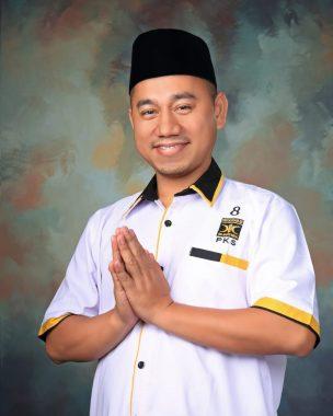 Apri Wasa Ajak Kader dan Relawan PKS Jemput Lailatulkadar di Masjid Seantero Tanggamus