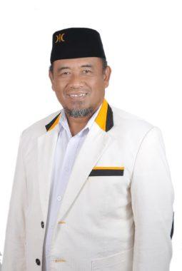 Akhmadi Sumaryanto Apresiasi Penanaman 30 Ribu Bibit Akasia di Air Naningan Tanggamus