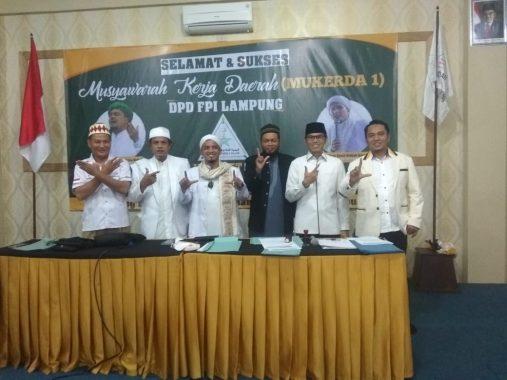 HUT Ke-55 Lampung, Anggota DPRD Provinsi Akhmadi Sumaryanto Berharap Jalan Mulus Bertambah