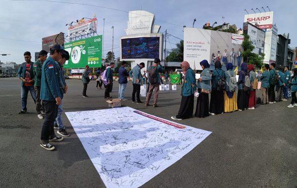 Agus Widodo Isi Mabit Pelajar di Masjid Darmajaya, IZI Lampung Apresiasi Pelajar Penghafal Alquran