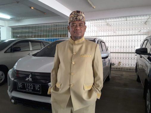 Maulana Mustika Direkomendaiskan FPI Lampung untuk Dipilih Jadi Anggota DPR Dapil Lampung 2