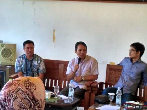 PKS Bandar Lampung Gelar Diskusi Soal Infrastruktur, Ini Paparan Narasumber IB Ilham Malik