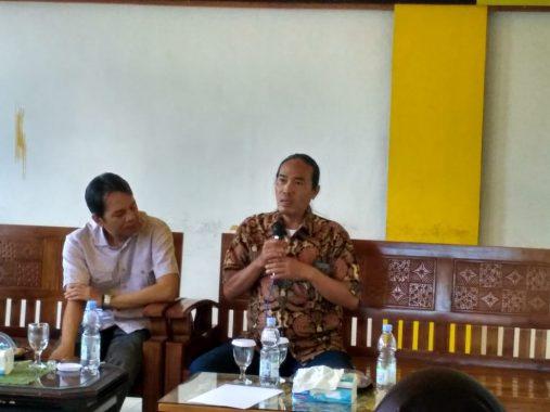 FGD PKS Bandar Lampung, Ahmad Muslimin Usul Bangun Embung Teknis Cegah Banjir