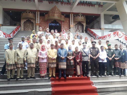Advertorial: HUT Ke-55 Provinsi Lampung, DPRD Gelar Rapat Paripurna Istimewa