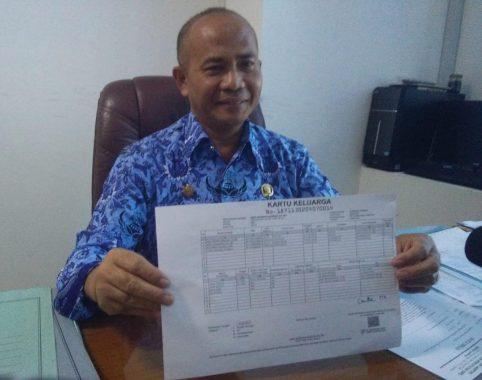 Disdukcapil Bandar Lampung Terapkan Tanda Tangan Elektronik pada Kartu Keluarga dan Akta Kelahiran