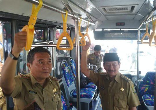 Pemkot Bandar Lampung Bulan Ini Operasikan 10 Bus dari Kementerian Perhubungan