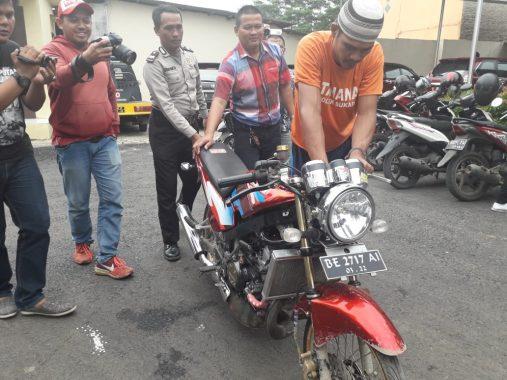 Nyamar Jadi Anggota TNI, Penjual Pecel Rama Gusti Putra Sikat 3 Motor Ninja