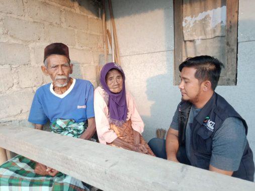 Kakek Mulyadi dan Nenek Kaswati Mau ke Tanah Suci, Tak Disangka ACT Lampung Penuhi Niat Mulia Itu