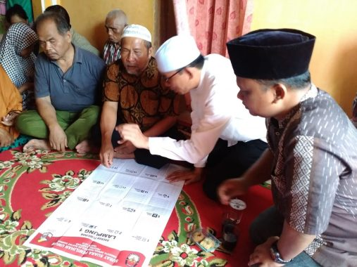 Agus Djumadi Pertanyakan Pemilih Tunanetra Tidak Baca Braille Selain Surat Suara Pilpres dan DPD