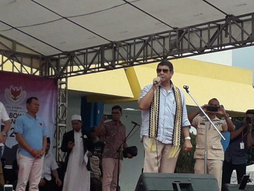 Hashim Djojohadikusumo Janjikan Prabowo Subianto ke Lampung 4 April 2019