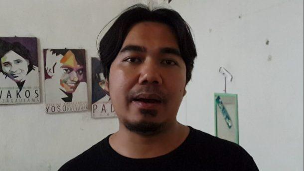 Diskusi Soal Berita Kekerasan Seksual, Ini Pendapat Ketua AJI Bandar Lampung Padli Ramdan