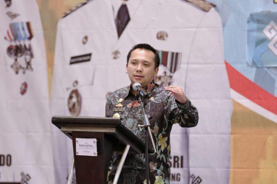 Gubernur Lampung Ridho Ficardo Senang Way Kanan Masuk ODF